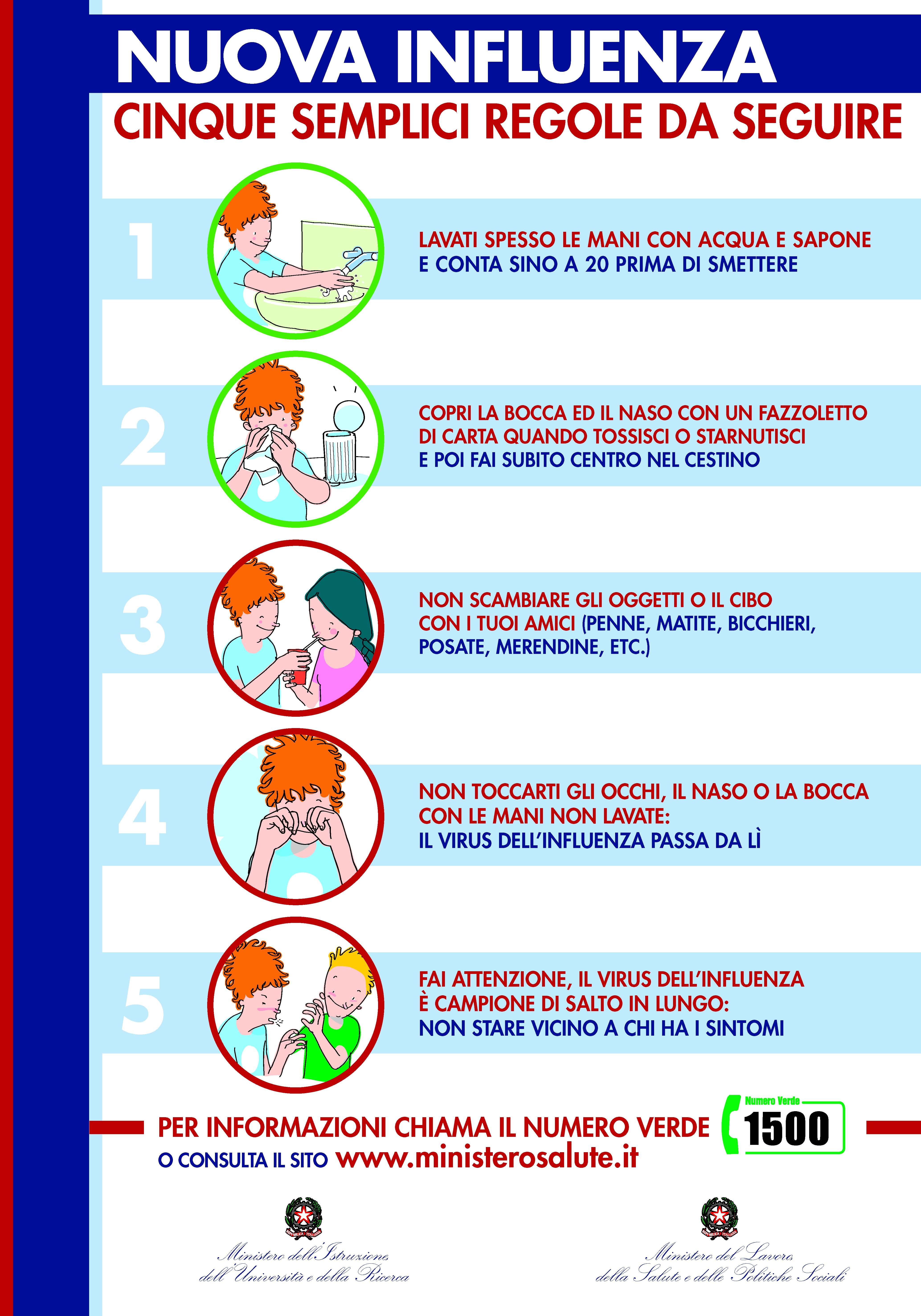 Speciale Influenza A H1n1 Asl Al